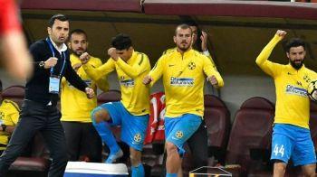 """""""Ia-o tu, adversarule! Pai, daca ti-e frica de minge nu poti sa fii nici rezerva la Steaua!"""" Becali FACE PRAF un jucator"""