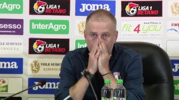 """VIDEO FABULOS! Edi Iordanescu si-a """"pierdut"""" vocea dupa meciul cu CFR Cluj! Ce s-a intamplat la conferinta de presa"""