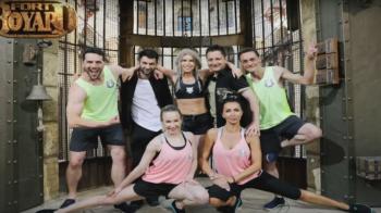 """Sportul de performanta m-a ajutat"" Prin ce a trecut Sandra Izbasa la noua emisiune Fort Boyard de la ProTV"