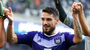 "Anderlecht i-a fixat o cota fabuloasa lui Nicusor Stanciu: ""Daca noul antrenor il face sa coste atat, isi merita banii"""