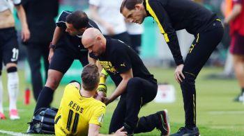 """Confesiunea cutremuratoare a lui Marco Reus: """"As renunta la toti banii doar sa fiu sanatos!"""" Anuntul neasteptat facut de starul lui Dortmund"""