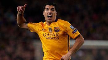 Lovitura uriasa pentru Barcelona! Suarez va fi operat. Cat lipseste de pe teren