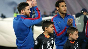"""Razboi PSG - Barca pentru urmatorul mare transfer din fotbal! Jucatorul cu care seicii de la Paris vor sa distruga """"era Barcelona"""""""