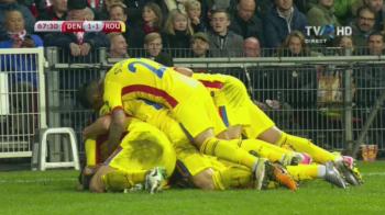 Danemarca 1-1 Romania | Punct pentru coeficientul UEFA, dupa un joc slab. Deac a egalat in ultimele minute, danezii au tremurat pentru baraj