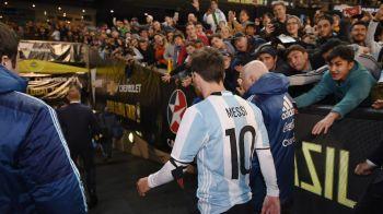 Mondial fara Messi? Situatia incredibila in care se afla Argentina inaintea de ultimul meci din preliminarii! Care este singura varianta