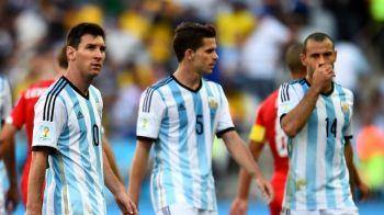"""""""Nu stiu daca merg la Mondial! Dupa, oricum ma retrag"""". O vedeta din nationala Argentinei a facut anuntul dupa calificarea de azi-noapte"""