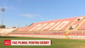 Se anunta SHOW ca in vremurile bune: rapidistii au vandut deja 5000 de bilete pentru derby-ul cu Steaua Armatei! Mircea Lucescu, asteptat in Giulesti