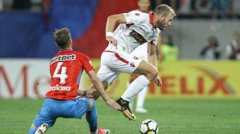 Alibec OUT, Nemec IN! Cum poate arata Steaua in startul lui 2018 daca il transfera pe atacantul lui Dinamo