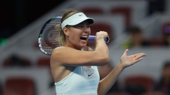 Sharapova, prima finala dupa suspendarea pentru DOPAJ! Salt spectaculos in clasament: a ajuns langa o romanca