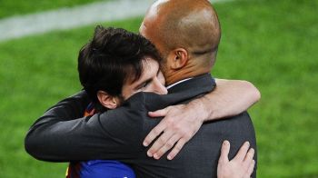 """""""In lume, un singur fotbalist e CEL MAI BUN"""". Guardiola, declaratie pentru sufletul lui Messi, omul pe care viseaza sa-l ia la City"""