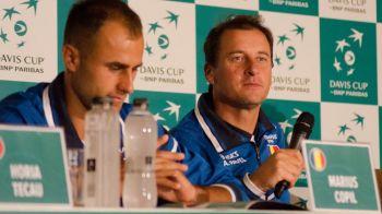Ne batem cu israelienii si la tenis: echipa de Cupa Davis, fara Mergea, Copil si Tecau! Cine reprezinta Romania