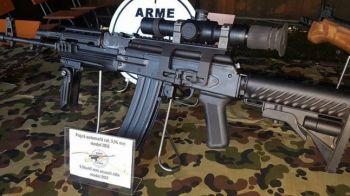 VIDEO Arma de asalt produsa de Romania, la standarde NATO: sunt asteptate comenzi din tara si din strainatate