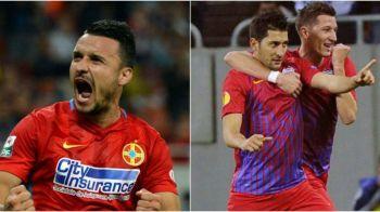 """Sase ani si multe echipe schimbate! Cum arata Steaua ultima data cand a jucat in Israel: """"Maccabri"""" de la Haifa au facut atunci un scor incredibil, 5-0"""