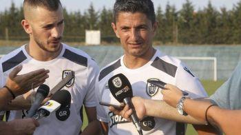 """""""Razvan Lucescu nu e iubit aici! Probabil ca nu va fi niciodata! Dar va fi intotdeauna respectat!"""" Lupta lui Lucescu Jr. pentru titlul cu PAOK, vazuta prin ochii unui grec"""