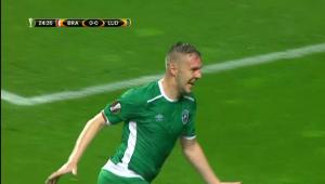 Moti, din nou erou pentru Ludogorets! Ce gol a dat cu Braga in Europa League. VIDEO