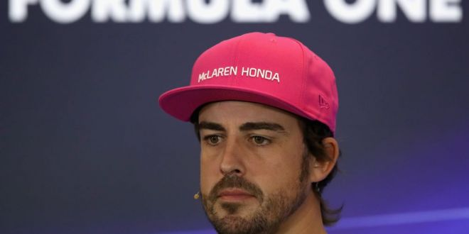 INIMA MI-A SPUS SA RAMAN! . Alonso o noua intelegere cu McLaren pana in 2018
