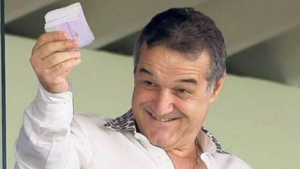 Lovitura de 10 milioane de euro FARA sa vanda vreun jucator! Becali isi freaca mainile si asteapta banii de la UEFA