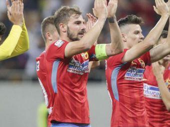 Italienii au stat cu ochii pe fotbalistul de 50 de milioane al lui Becali:  A fost elementul negativ al Stelei!  Jucatorii care s-au remarcat dupa victoria cu Hapoel