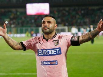 Fabrizio Miccoli, condamnat la 3 ani si jumatate de inchisoare! Ce a facut fostul fotbalist emblematic al lui Palermo